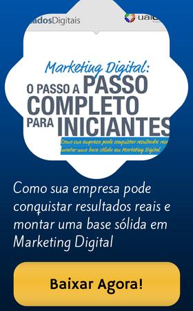eBook O Guia Completo do Marketing Digital para Iniciantes