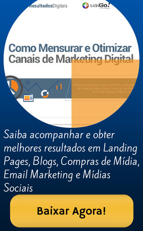 eBook Como Mensurar e Otimizar Canais de Marketing Digital